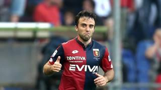 Giuseppe Rossi con la maglia del Genoa, Getty