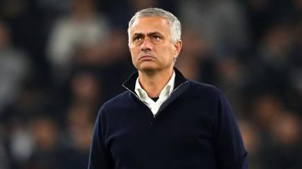 """José Mourinho, 55 anni, ha realizzato il """"triplete"""" con l'Inter nel 2010. Getty"""