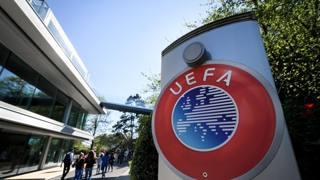 La sede del calcio europeo: il quartier generale della Uefa a Nyon. AFP
