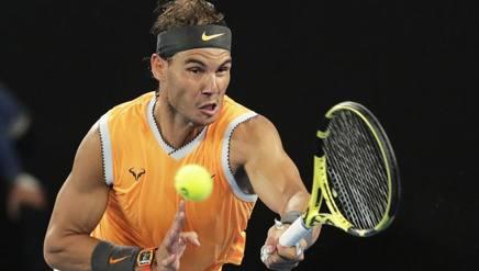 Rafa Nadal. Getty