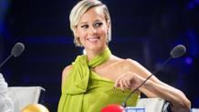 Federica Pellegrini giudice di Italia's Got Talent.