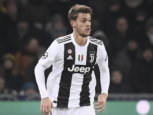 Daniele Rugani, 24 anni, difensore della Juventus. Getty