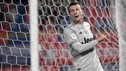 Federico Bernardeschi. GETTY IMAGES