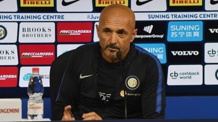 Luciano Spalletti, 59 anni, tecnico dell'Inter. Getty