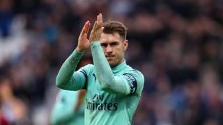 Aaron Ramsey, 28 anni, in scadenza con l'Arsenal