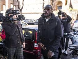 Kalidou Koulibaly entra in Figc. Ansa