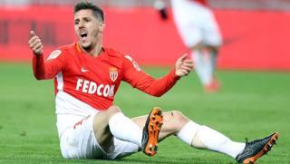 Stevan Jovetić, attaccante del Monaco. Getty