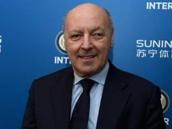 Giuseppe Marotta, a.d. dell'Inter. Getty