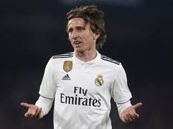 """Modric: """"Felice al Real Madrid come il primo giorno. Il mio desiderio è…"""""""