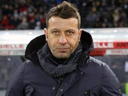Roberto D'Aversa, tecnico del Parma. Lapresse