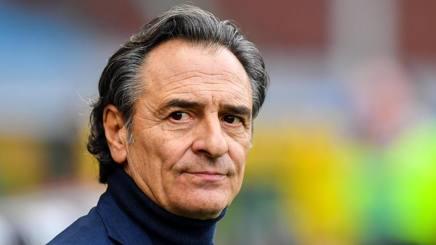 Cesare Prandelli, allenatore del Genoa. Getty