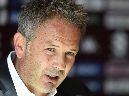 Siniša Mihajlović, ex allenatore di Milan e Torino tra le altre. Getty