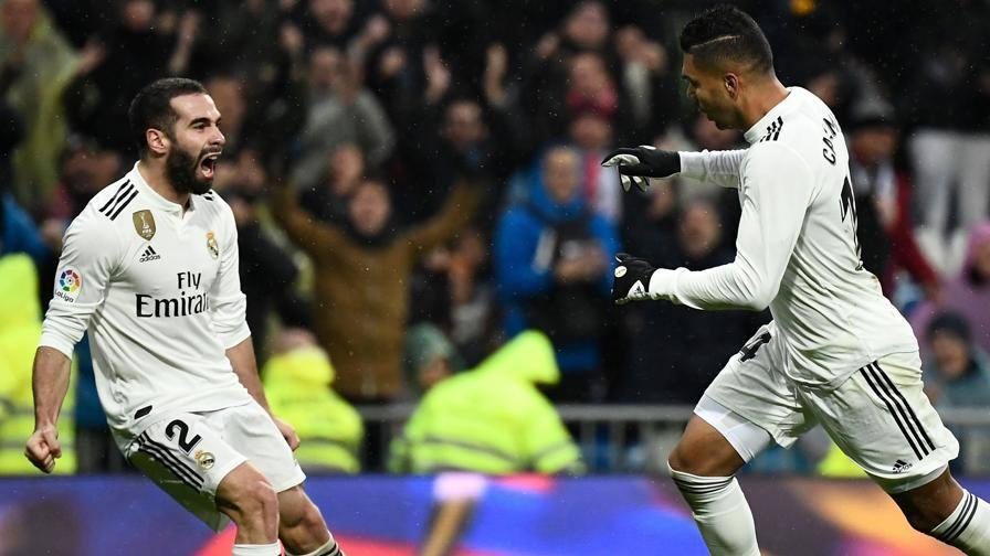 Liga, Real Madrid-Siviglia 2-0: a segno Casemiro e Modric