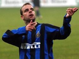 Andy Van der Meyde, ex giocatore dell'Inter. Ap
