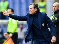 Cesare Prandelli, 61 anni, tecnico del Genoa LAPRESSE