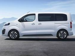 La nuova Opel Zafira Life
