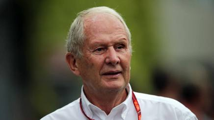 Helmut Marko, 75 anni. Lapresse