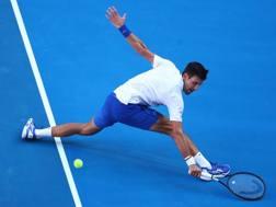Novak Djokovic, 31 anni. Getty