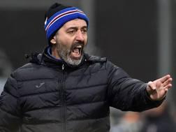 Marco Giampaolo, tecnico della Sampdoria. Getty