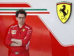Mattia Binotto, 49 anni, dal 7 gennaio team principal della Ferrari EPA