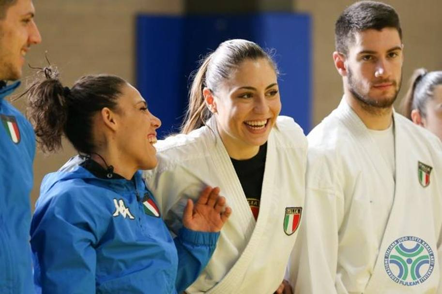 Scena da Olimpic Training Camp