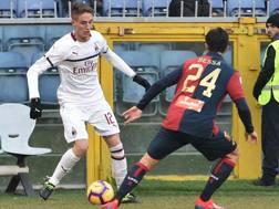Andrea Conti, 24 anni, terzino del Milan. Getty