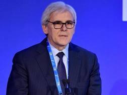 Marcello Nicchi, 65 anni, presidente dell'Aia. Ansa