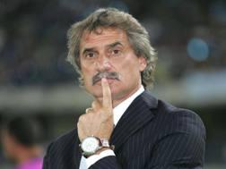 Pillon, ex allenatore del Chievo. Omega