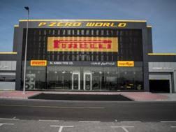 Il flagshipstore di Dubai della Pirelli
