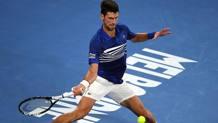 Novak Djokovic. Getty