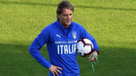 Roberto Mancini, 54 anni, c.t. della Nazionale. Ansa