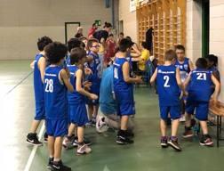 Una delle giovanili dell'Amico Basket Carpenedolo (Bs), la loro prima squadra gioca in Promozione
