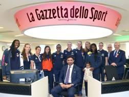 L'Italia alla Gazzetta dello Sport