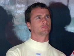 Eddie Irvine. Epa