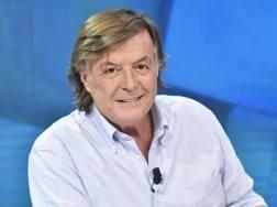 Adriano Panatta, 68 anni. Ansa