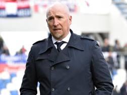 Rolando Maran, 55 anni, tecnico del Cagliari. Lapresse
