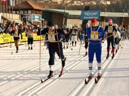 L'olimpionico azzurro Marco Albarello col 7. Newspower.it