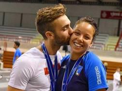 Daniele Garozzo e Alice Volpi