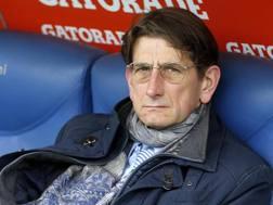 Luca Campedelli, presidente del Chievo Verona, 50 anni. ANSA