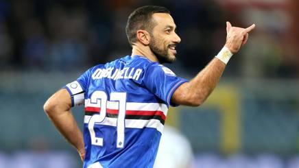 Fabio Quagliarella, 35 anni, attaccante della Sampdoria. Kulta