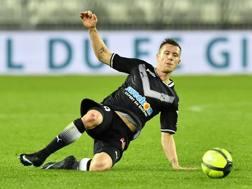 Lukas Lerager, 25 anni, centrocampista danese del Bordeux. AFP