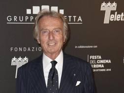 Luca Cordero di Montezemolo, 71 anni. Lapresse