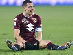 Andrea Belotti, 25 anni, è il capitano del Torino. Ansa