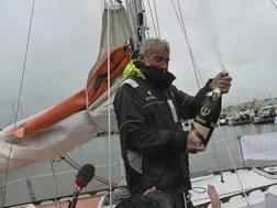 Jean-Luc Van den Heede, 73 anni all'arrivo
