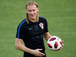 Domagoj Vida,  29 anni. Afp