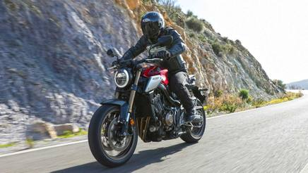 La Honda CB650R