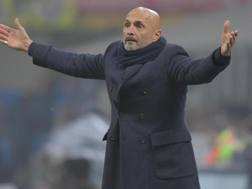 Luciano Spalletti, 59 anni. Ansa