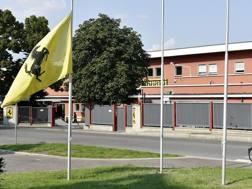 La sede della Ferrari a Maranello. Ansa