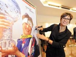 Manuela Di Centa, 56 anni CAVICCHI