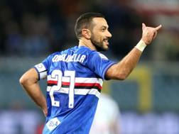 Fabio Quagliarella, 36 anni. Kulta